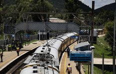 Cable theft could be the cause of the Tuesday's train crash