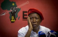 Malema labelled a 'loud-mouthed Gucci revolutionary' by Zim govt