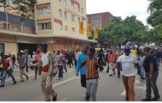 Confrontations between Somalis and locals, police fire rubber bullets