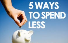 Spend too much? Here are 5 great tips for breaking the habit…