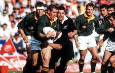 'He played with the heart of a lion' - Francois Pienaar remembers James Small