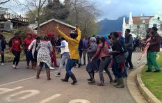 [LISTEN] Protest action erupts at Unisa Sunnyside Campus