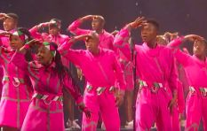 [WATCH] Ndlovu Youth Choir shines once again with latest AGT performance