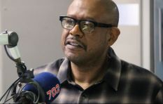 Actor Forest Whitaker opens up about his role as Bumpy Johnson