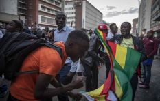 Calls for Ramaphosa to intervene in Zim's post-election unrest