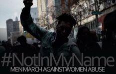 Men to march against gender-based violence in PTA