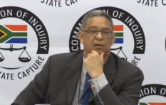McBride makes claims about Nhleko in second day of testimony at Zondo inquiry