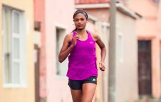 Mitchells Plain sprinter Tamzin Thomas is blazing her way to glory