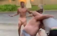 [VIDEO] Brawl allegedly in Kyalami Estate has social media in stitches