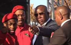 ANC lacked 'backbone' and has left Zuma's fate in the hands of opposition - EFF