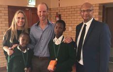 Friends create scholarship and refurbish CT school to honour local hero