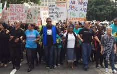 Protesters demand Zuma must step down as the country celebrates Freedom Day