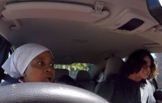 [WATCH] Caroline learns to drive, her candid reaction to the road goes viral