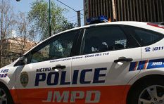 JMPD out in full force on New Year's Eve - Mamonyane