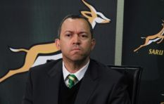 Oregan Hoskins quits as Saru president