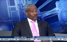 Wits economics lecturer Lumkile Mondi gets personal about money
