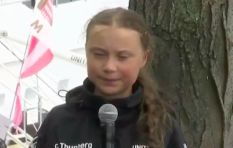 [VIDEO] Teen climate activist's profound message to the world