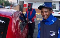 Act of kindness lands former beggar a job