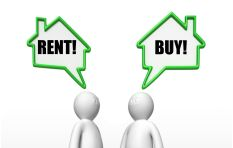 3 reasons to rent rather than buy a property