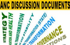 ANC discussion document series: Legislature and Governance