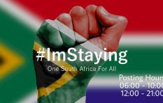 #IAmStaying initiative makes moves to become an NGO