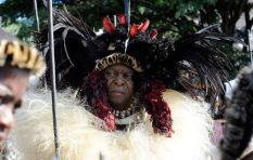 Why is the iNgonyama Trust only being targeted now asks King Zwelithini
