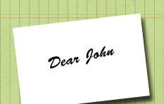 Dear John Maytham...