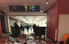 DA: Trashing of Charlotte Maxeke Hospital 'a health hazard' as strike looms