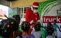 Truck of Love fills Christine Revell Children's Home with heartwarming happiness