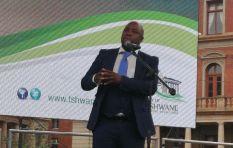 Gauteng DA refutes ANC claims that it has fired Tshwane mayor Stevens Mokgalapa