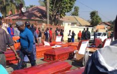 Police investigating chilling discovery of 20 coffins in Orange Grove