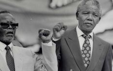 Dali Tambo remembers 'Uncle Nelson' ahead of the centenary of Madiba's birth