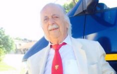 Advocate George Bizos supports Joburg Cricket Club fundraiser