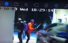 [WATCH] An attempted hijacking goes wrong, leaving the hijackers fleeing