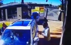 [WATCH] South African driver rams into hijackers' car and makes dramatic escape