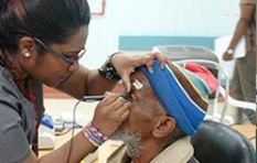 Lead SA: Wits students take an initiative to help the elderly remove Cataract