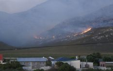 Overstrand fire suspect to appear in court as fires continue flaring up