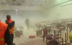 """""""It's the scariest experience I've had in my life"""", says student #UWCShutDown"""