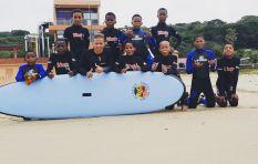 Big-wave surfer aims to create circular economy through lifesaving training