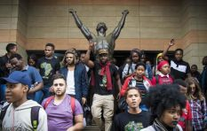 Wits students taking the legal route in their fight for free education