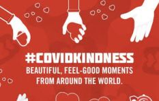 #COVIDKindness: Beautiful, feel-good moments with Andy Maqondwana