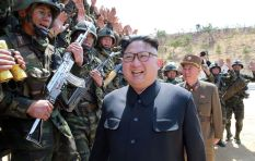 Tensions between US and North Korea intensify