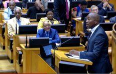 DA's motion to dissolve Parliament fails