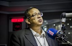 [LISTEN] Robert McBride reflects on his upbringing and political life