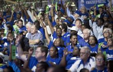 'I am not sure why I must vote for the DA yet again'