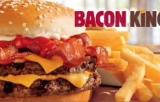 Burger King rebrands as Bacon King (but drops 'ham' from the word 'hamburger')