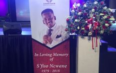 [WATCH] 'You only came to break records, goodnight my love' Sfiso Ncwane letter