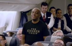 [WATCH] Royal wedding choir surprises passengers with rendition of Stand By Me