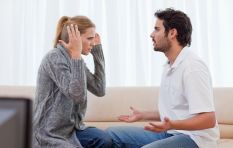When you're at a relationship crossroads...do you leave or stay?