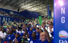 Brett Herron says there is a group of white elites in the DA in City Cape Town'